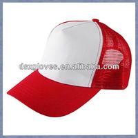 Truckers Mesh Caps Plastic Mesh Cap summer hats