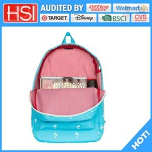 audited factory wholesale price plain volume-discounted backpack