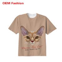 latest korea style women fancy cartoon design t-shirt