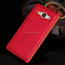Fashion Metal Bumper Frame phone case for samsung galaxy A5
