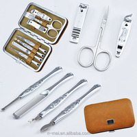 Carve patterns manicure&pedicure set