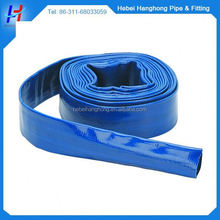 Agricultural Irrigation 6 inch pvc irrigation lay flat hose