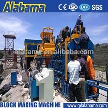 en el extranjero capacitar a los trabajadores el manual de servicio de máquinas de ladrillo