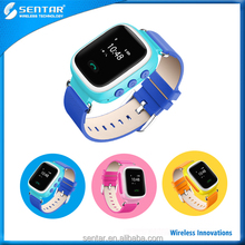 Muti-functional Watch Mobile Phones for Kids GPS Security Tracking Watch SOS Call Voice Record Support Android IOS Phone