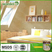 Non-toxic and pollution-free ,Golden color art decoration coating,Paints color