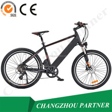 Finland hot sale strong city style electric bicycle with battery in frame