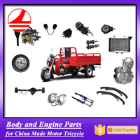 Chongqing Provide Factory Direct spare parts Motor tricycle for adult