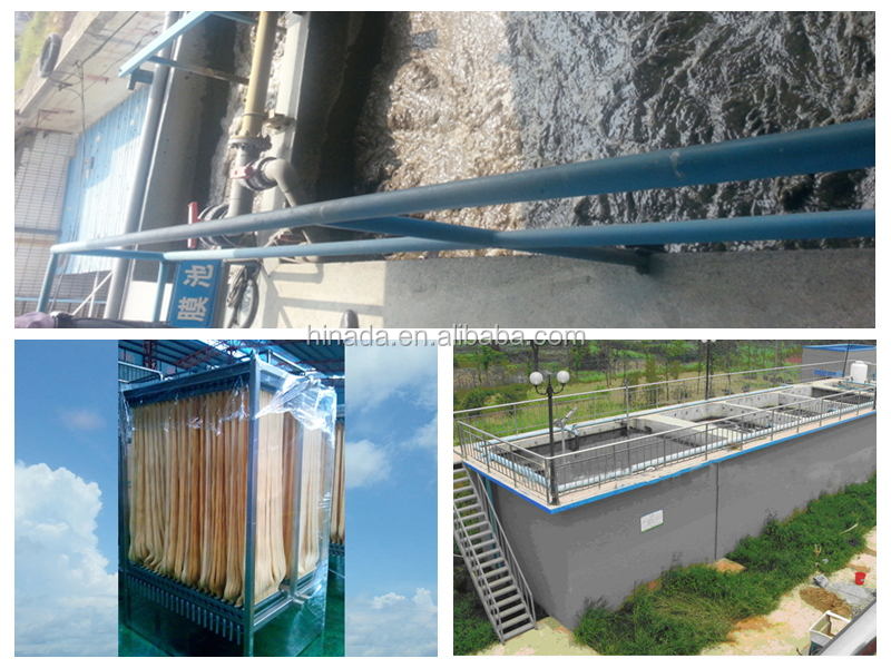 Mini Wastewater Treatment Plant : Mini waste water treatment plant tpu mbr system