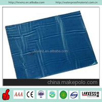 Cold Applied Waterproofing Self Adhesive Aluminum Butyl Tape for Opening and Corner