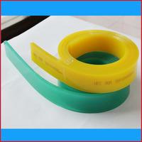 Textile printing polyurethane pu squeegee gum