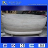 Hot sale unique design marble bathtub price for Floor and Wall