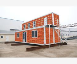 Beautiful Container in 40ft moduler house