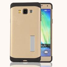 For Samsung Galaxy A3 A5 A7 Armor Case,Slim Hybrid Phone Cover for Samsung A7