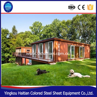 Wholesale cheap wood house price,low cost modern design expandable container house
