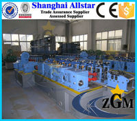 RG weld pipe roll forming machine