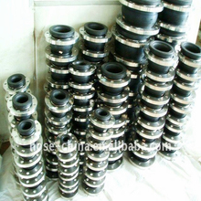 plastic expansion joint pipe for transporting gas medium