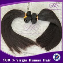 Top Grade 100% Unprocessed best type human hair extensions