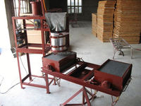 Hot sale calcium carbonate chalk machine with high efficient and low energy cost