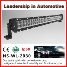 Wholesale High power 30inch 180w CREE led light bar cover,illuminator led light bar with lifetime warranty