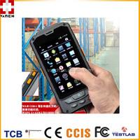 Andorid OS Handheld UHF RFID Reader,3G/WiFi/BT/GPS/ Fingerprint