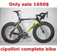 china Full carbon fiber road bike,3500 group set and cheap carbon bicycle,cipollini rb1k complete carbon bike Hot on sale