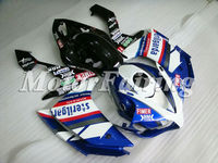 r1 racing fairings for yamaha 2007 2008 r1 fairing 07 08 yzf 1 07 r1 08 r1 motorcycle R1 bodykit blue white black