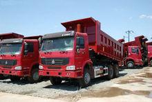 10 ruedas de camiones volquete para la venta