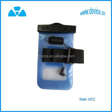 Swimming PVC Mobile Phone WaterProof Bag for iphone 5S/6