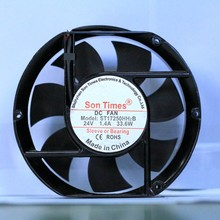 axial flow style electrics dc brushless car interior cooling fan motor