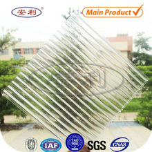 double wall polycarbonate sheet with uv-coat