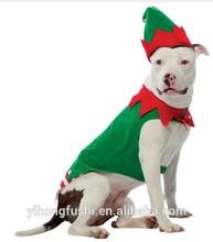 funny elf para mascotas perro perrito de disfraces de halloween de primavera traje de animales domésticos de gran tamaño