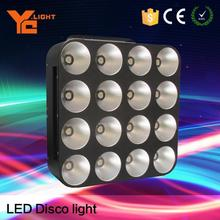 Trustworthy Stage Equipment Producer 16 Heads Matrix Light Cheap Disco Light