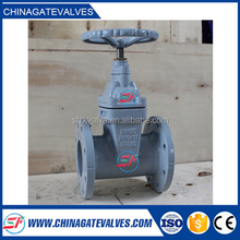 high quality ductile iron gate valve picture