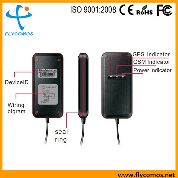 high quality easy install auto mini waterproof gps tracker system for cars/buses/motorcycle