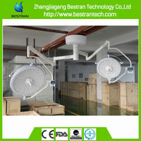 CE high quality hospital dental 2 domes Medical led light