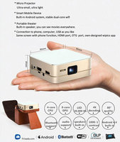 DVD player projector Incredible image big screen with wifi android support 4k projector