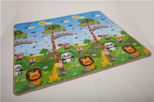 Double - sides printing EPE baby crowl kid play mat