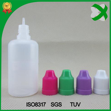 plastic bottle cap for liquid nicotine