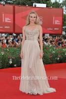 Celebrity Inspired Diane Kruger Prom Dress 68th Venice Film Festival Red Carpet Celebrity Gown