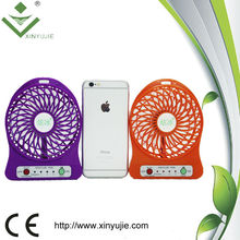 HOT battery charger table fan High quality cheap standing fan latest DC brushless cooling fan 5V