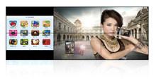70 inch 1080P Advertising Digital Signage with brightness 2200cd/m2