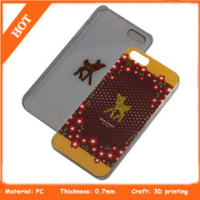 For iphone 5 Rhinestone Bling Cell Phone Case Cover