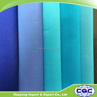 Wholesale Tc 65% Polyester 35% Cotton Blend Combed Woven Dyed Poplin Fabric