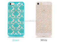 Buy direct from china Hollow Out flower pattern plastic hard cover case for iphone 6 case 2015 alibaba china