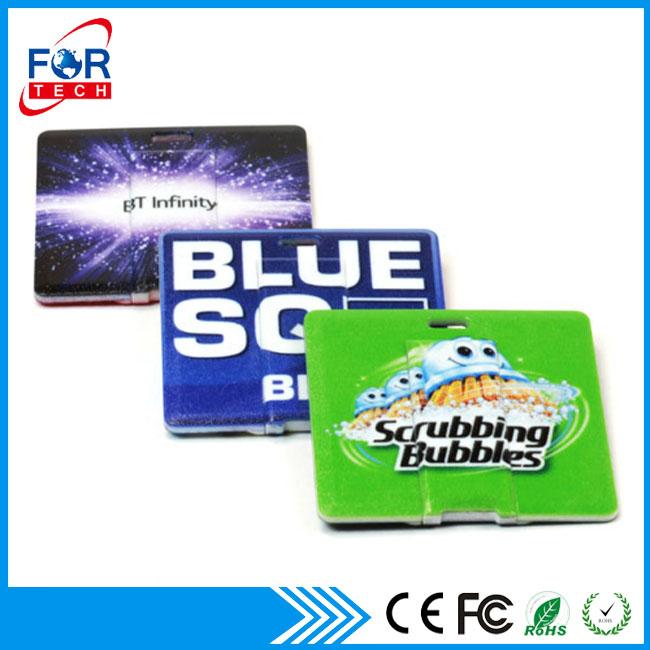 Oem 외부 하드 드라이브 무료 샘플 가젯 메모리 스틱 비즈니스 카드