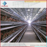 steel structure hen house plans design for chicken house construction