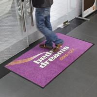 Personalized dining table floor mats for wholesales