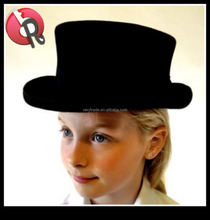 New Top Hat Black Child's Royal English Riding One Size Boy's Girl's