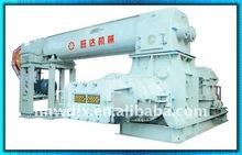JZK vacuum extruder the High profits Red bricks making machinery in China