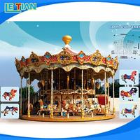 hot selling 10 years used merry go rounds for sale